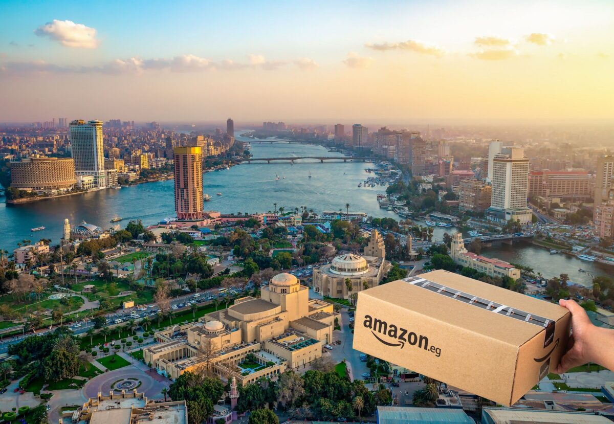 Amazon Finally Launched Its Amazon.eg Portal On 1st September 2021 For Seamless Experience